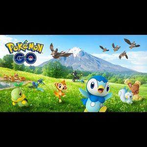 Pokémon Go discussion! 💥⚡️